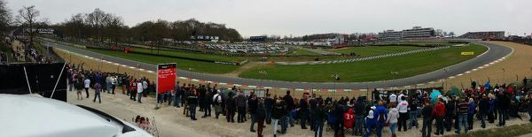 Brands hatch - Paddock Hill Bend to Bruids