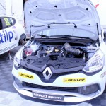 A look at the 1.6turbo unti in Craig Milner's 20Ten Racing Clio