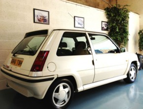Renault 5 GT Turbo Championship Winer's Prize