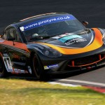 Vic Covey (GBR) Ginetta G40 - Courtesy Jakob Ebrey Photograpy