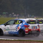 Alex Morgan (GBR) SV Racing Renault Clio Cup - Courtesy Jakob Ebrey Photography