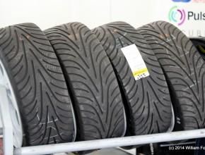Clio Cup Wet Tyres