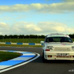 Renault 5 GT Turbo at Donington Park