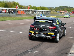 Paul Rivett - DNF Race 1