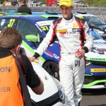 Mike Bushell - Race 1 Winner